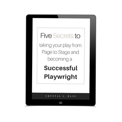 5 Secrets To Taking Your Play From Page To Stage