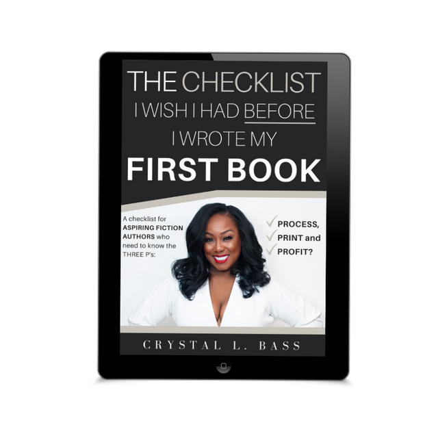 The Checklist I Wish I Had Before I Wrote My First Book