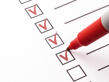 Checklist For A Successful Book Launch