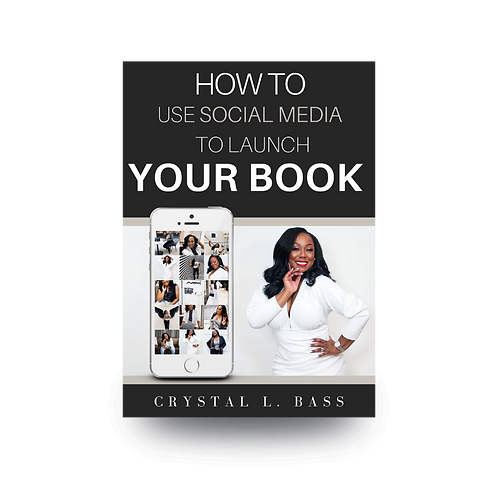 How To Use Social Media To Launch Your Book