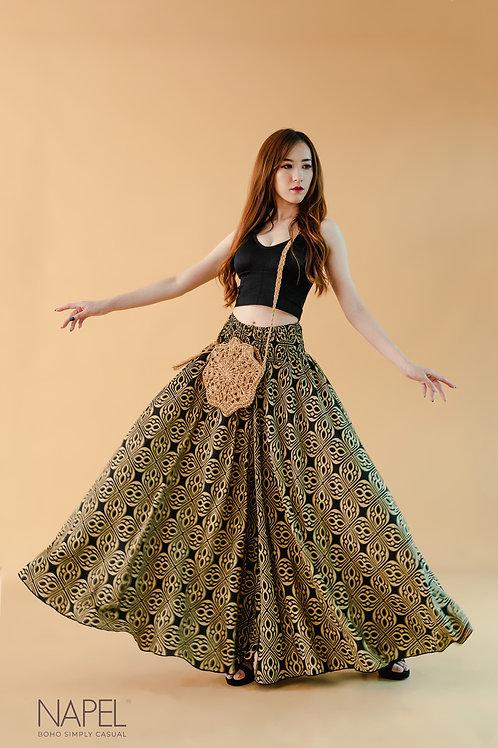Flowy Skirt Pant