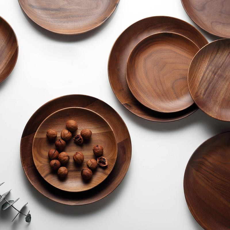 100% handmade tableware