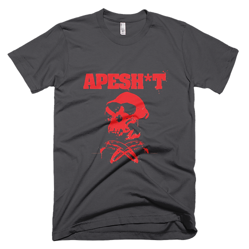 Apeshit Clothing - Logo Tee