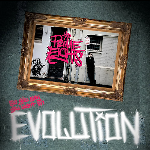 The Prime Eights - So You Say You Wanna Evolution...
