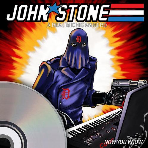 John Stone - Now You Know