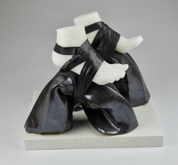 Moller Somsen, Elevated Strapy Sandals (