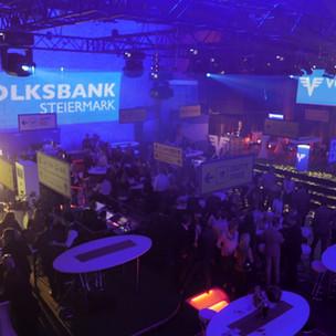 Volksbank Mitarbeiter Event