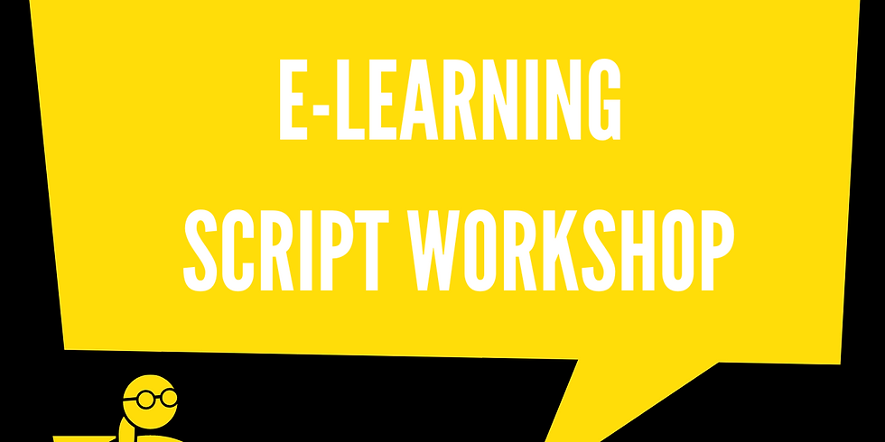 Group Class: e-Learning Script Workshop