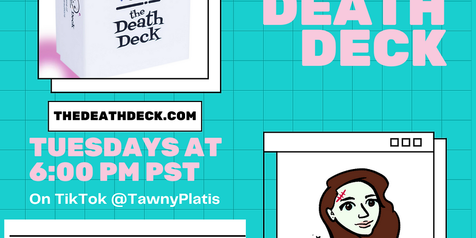Game Night: The Death Deck