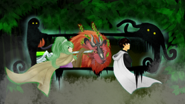 Youtube banner commission