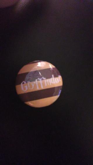 Gryffindor Pin