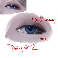 Jimin Study: beautiful eyes
