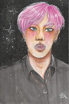 Jin Watercolor