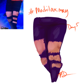 Jimin study: thicc thighs