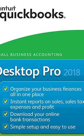 QuickBooks Desktop Pro 2019   QuickProSolutions