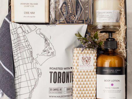 Toronto Christmas Gift Guide - SHOP LOCAL