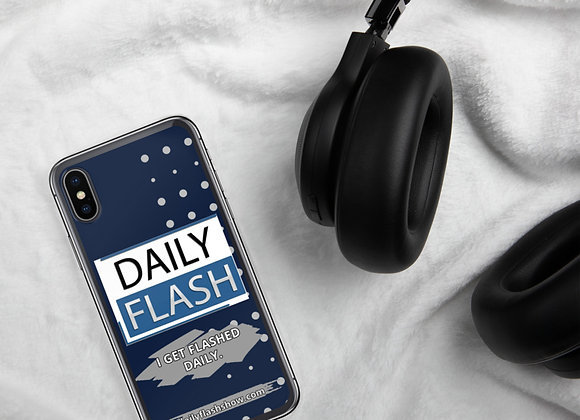 The Get Flashed iPhone Case