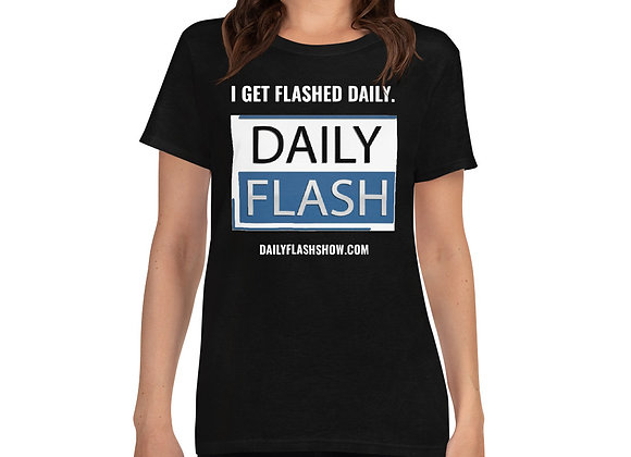 The Get Flashed Women's short sleeve t-shirt