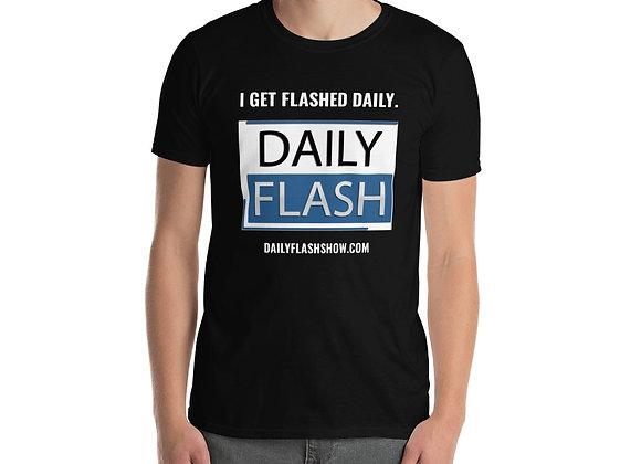 The Get Flashed Short-Sleeve Unisex T-Shirt