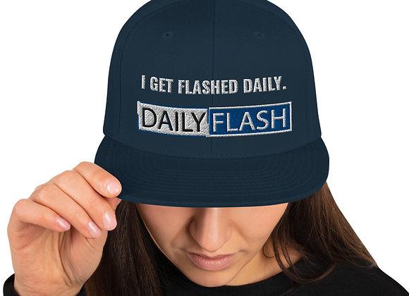 GET FLASHED Snapback Hat