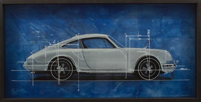 1969 911 Porsche
