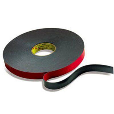 3M 4611 VHB Tape Dark Grey - 19mm x 1.1mm Thick x 33m