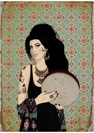 Amy Winehouse 1983- 2011