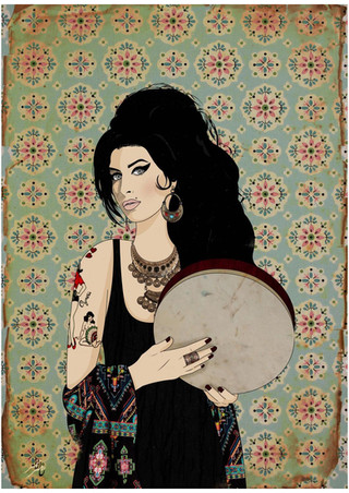 Amy Winehouse 1983- 2011