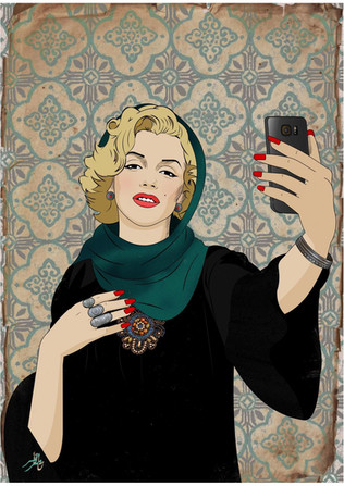 Marilyn Monroe 1926- 1962