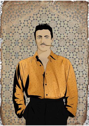 Rushdy Abaza 1926- 1980