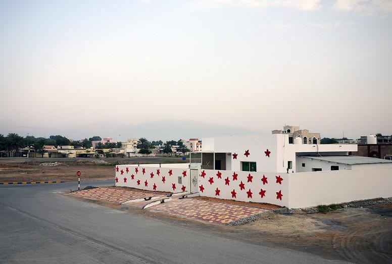 Starscapes, Ras Al Khaimah 2011 52x70 cm