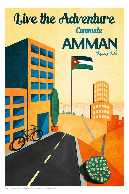 Amman Commute