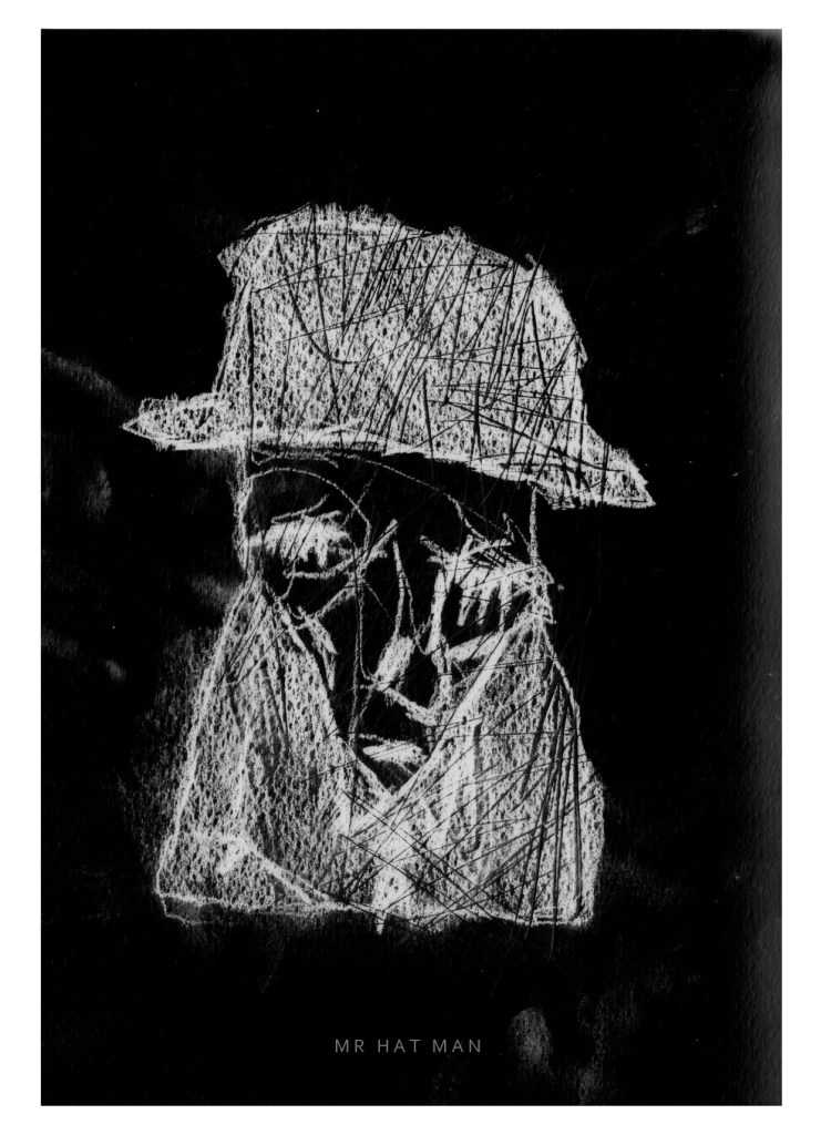 Mr. Hat Man