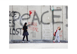 West Bank / The Wall