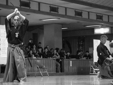 第38回神奈川県居合道大会