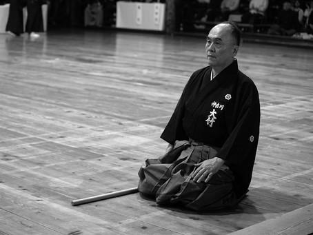 杖道称号「範士」審査会(京都)