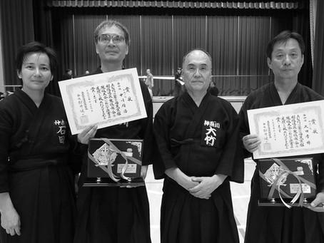 第29回東京都杖道大会