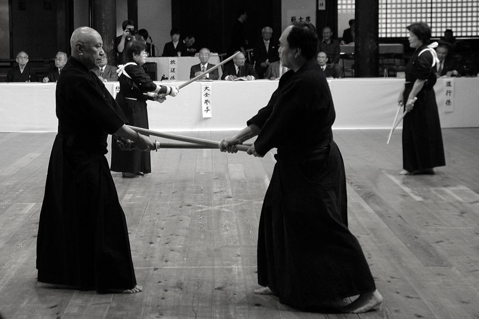 神道流剣術