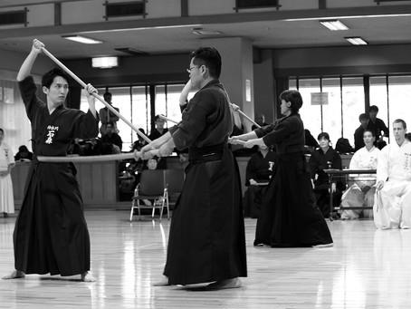 第35回神奈川県杖道大会