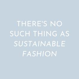 👀⚠️Pensarán que estamos locos y nos contradecimos al decir que no existe la moda sostenible si nosotros somos una marca de moda sostenible.🤔♻️👕