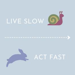 """📝Reflexión de domingo:  Suena contradictorio """"vivir lento, actuar rápido"""" perooo.... Una vida slow, es una vida de consumo más consciente, no comprar por comprar, o porque está muy barato, consumir con sentido, y además consumir un poco menos. Para esto debemos """"actuar rápido"""" en cambiar el chip con el que estamos configurados hace tantos años, y empezar con esos pequeños hábitos de los que tanto hablamos últimamente. (Ver post del reminder)"""