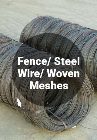 Fence/ Steel Wire/ Woven Meshes
