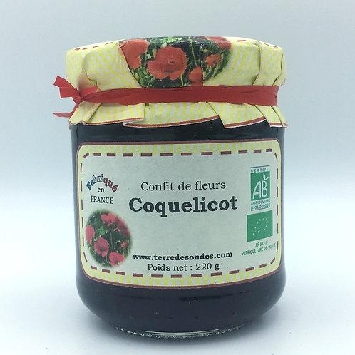 Confit de Fleurs de Coquelicot