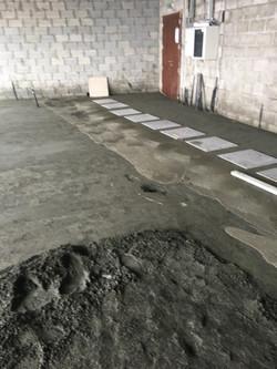 Screed Floor