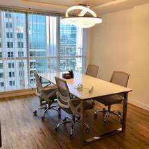 Botho Group Meeting Room, Dubai.