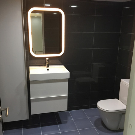 Orion Systems Bathroom, Dubai