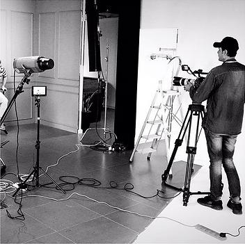 Photography Studio Fit Out Dubai