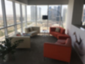 CP Furniture Showroom Dubai