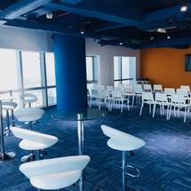My Travel Bizz Presentation Open Office & Chill Out Area, Dubai