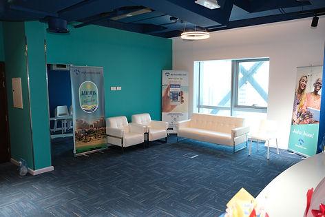 Open Office Ceiling Dubai